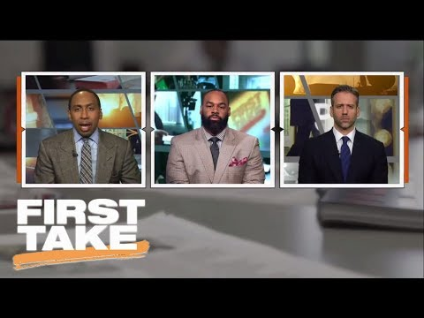 First Take reacts to Steelers' win over Packers   First Take   ESPN