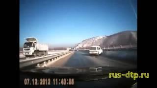 ДТП с видеорегистраторов с 1 по 15 Декабря 2012 (93 сюжета)