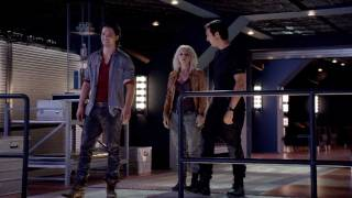 Эндрю Ли Поттс, Primeval: Brighter than the Sun (Abby/Becker/Connor)