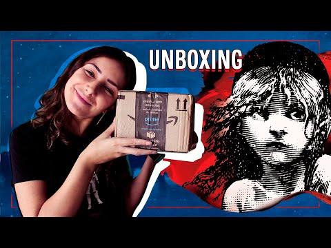 UNBOXING BOX OS MISERÁVEIS | Ed. Nova Fronteira