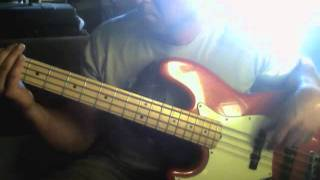 Taproot - She (Bass Cover)