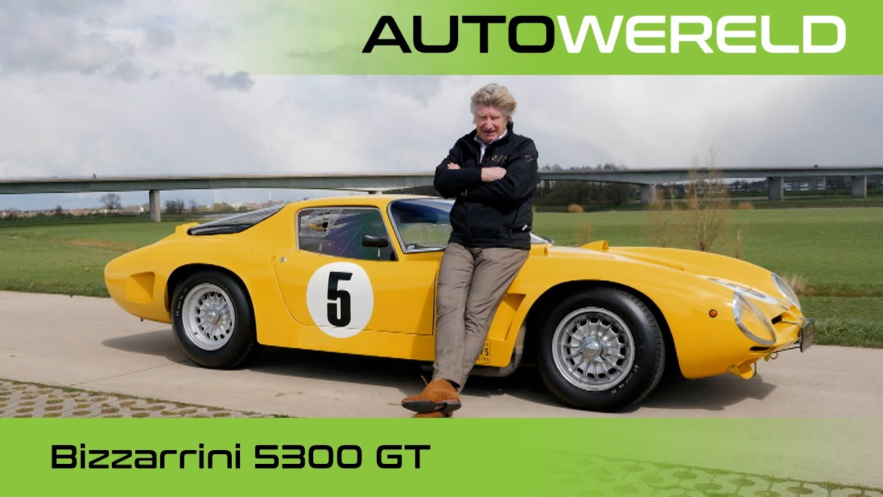 Bizzarrini 5300 GT | Nico Aaldering