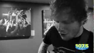 Ed Sheeran Cover Hit Me Baby One More Time