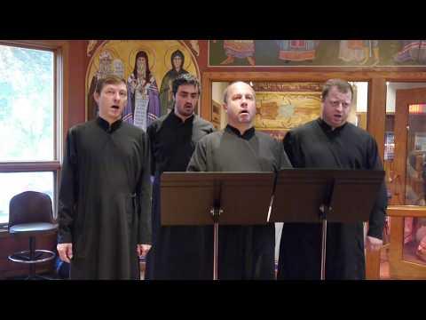 Cherubimic Hymn