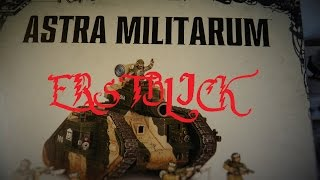 Bunkervideos - Start Collecting Astra Militarum Formation [DE][FULL HD]