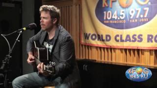 Josh Ritter - Change The Time (Live at KFOG Radio)
