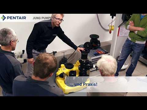 FORUM - Einblick in das Jung Pumpen Schulungs- und Seminarzentrum