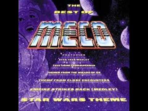 Meco - Star Wars Theme/Cantina Band