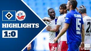 TESTSPIEL-HIGHLIGHTS HSV vs. Hansa Rostock | Saison 2020/21