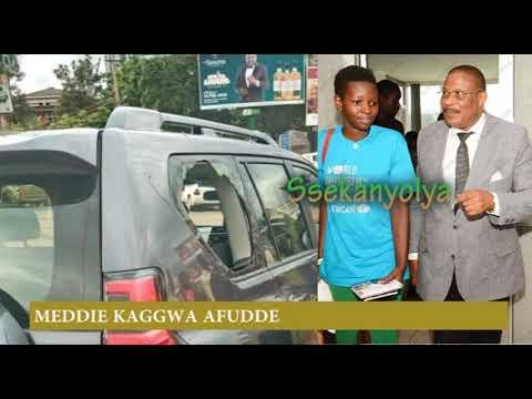 OKUFA KWA MEDDIE KAGGWA OMWANA EYABADDE NAYE ALEESE BWINO KU NFAAYE