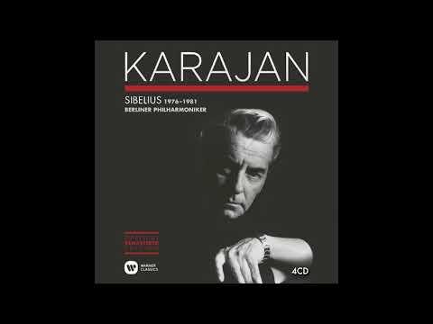 Jean Sibelius - 2. sinfonia (Karajan ja Berliinin filharmonikot)