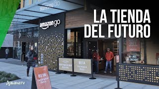 Así funciona Amazon Go