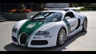 Dokumentárny film Technológia - Top 10 najdrahších policajných áut sveta