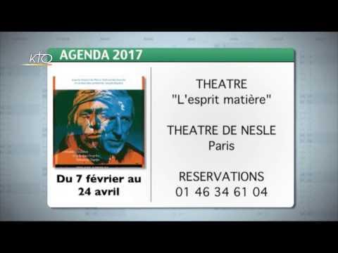 Agenda du 3 février 2017