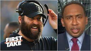 Stephen A. is optimistic about Big Ben playing a whole season for the Steelers | First Take