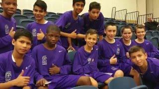 2016 CAIS U13 National Basketball Champions - Hillfield Strathallan College