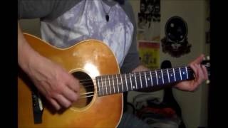 valleys of neptune Jimi hendrix acoustic lesson