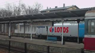 preview picture of video '[ Lotos Kolej / PR Katowice ] E483.257 luzem + ED72A-005 na stacji Czechowice-Dziedzice.'