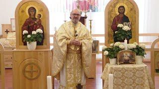 SZÓSZÉK - Görög katolikus istentisztelet