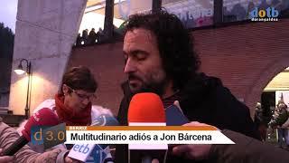 dotb Jon Bárcena Agur Ekitaldia 2018-02-02