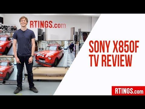 Sony X850F TV Review - RTINGS.com