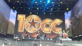 10cc - Good Morning Judge (BST Hyde Park, 2014)