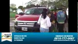 preview picture of video 'MUNDO AGRO MOVIL ENTREGA DE UNA FORD RANGER FULL 0KM EN FEDERACION'
