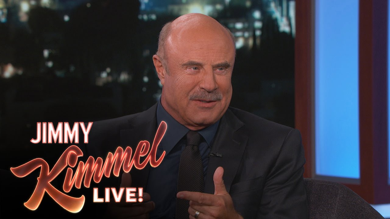 Dr  Phil on Donald Trump - YouTube