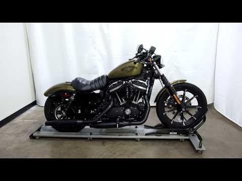 2016 Harley-Davidson Iron 883 in Eden Prairie, Minnesota - Video 1