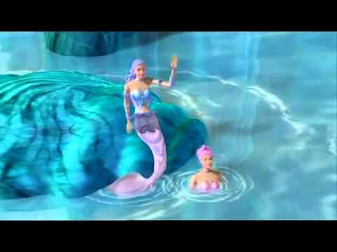 Barbie Fairytopia: Mermaidia - Teaser Trailer (HQ)