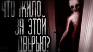 Страшные истории на ночь -  Что жило за этой дверью? Страшилки на ночь.