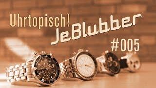 Uhrtopisch JeBlubber #005 - Vostok Europe im Kurzreview, Antworten auf Eure Fragen