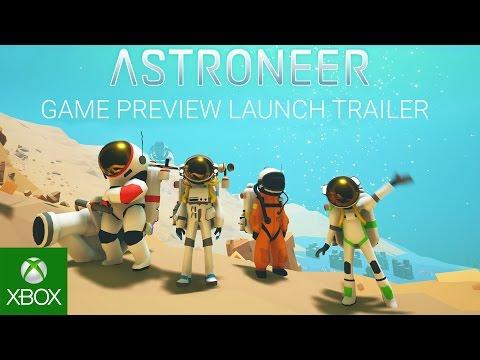 Trailer de Astroneer