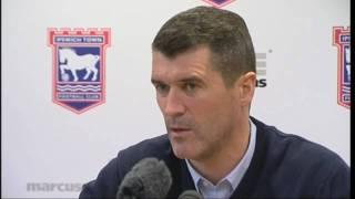 Roy Keane vs. Journalisten