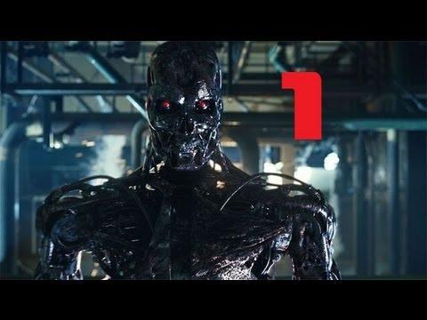 Прохождение Terminator Salvation: Часть 1 Теряя надежду