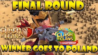 FINAL ROUND! INTZ vs Alkoasukkaat - ESL 5v5 Poland Qualifiers - Clash of Clans