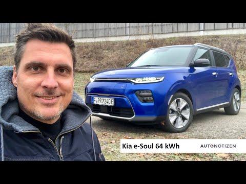 Kia e-Soul 64 kWh / 150 kW: Elektroauto im Alltagstest, Review