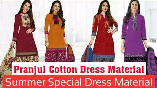 e7c89506fc pranjul cotton dress materials - मुफ्त ऑनलाइन ...