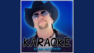 Leaning on the Everlasting Arms (In the Style of Alan Jackson) (Karaoke Version)