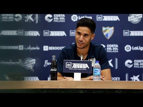 """Munir: """"El partido ante el Numancia será especial para mí"""""""