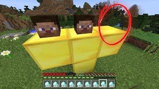 САМЫЙ ПРОСТОЙ ТРЮК! КАК ЗАТРОЛЛИТЬ В Minecraft (МАЙНКРАФТ ЛОВУШКА ДЛЯ НУБОВ)