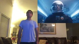 Caro The Movie Critic Approaching The Unknown Official Trailer 1 Reaction