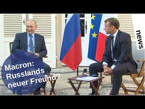 Macron – Russlands neuer Freund? [Video]