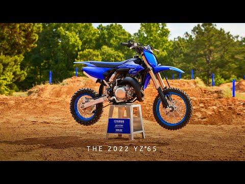 2022 Yamaha YZ65 in Longview, Texas - Video 1