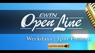 OPEN LINE Friday - 3/22/19 -  with Colin Donovan