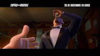 20th Century FOX ESPÍAS CON DISFRAZ | TV Spot Solo 10'' | 25 de Diciembre en cines anuncio