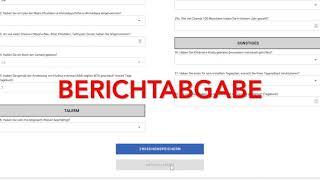 Waqfenau Portal – Tagebuch & Bericht Update – Deutsch