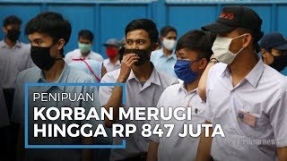 Korban Penipuan 5.000 Boks Masker Medis telah Serahkan Rp847 Juta kepada Tersangka
