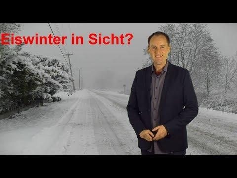 Heißer Sommer = eisiger Winter? Wie wird das Wetter im Winter 2018/2019? (Mod.: Dominik Jung) (видео)