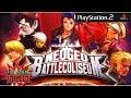 Neo Geo Battle Coliseum Ps2 tio John Fight Ep 19